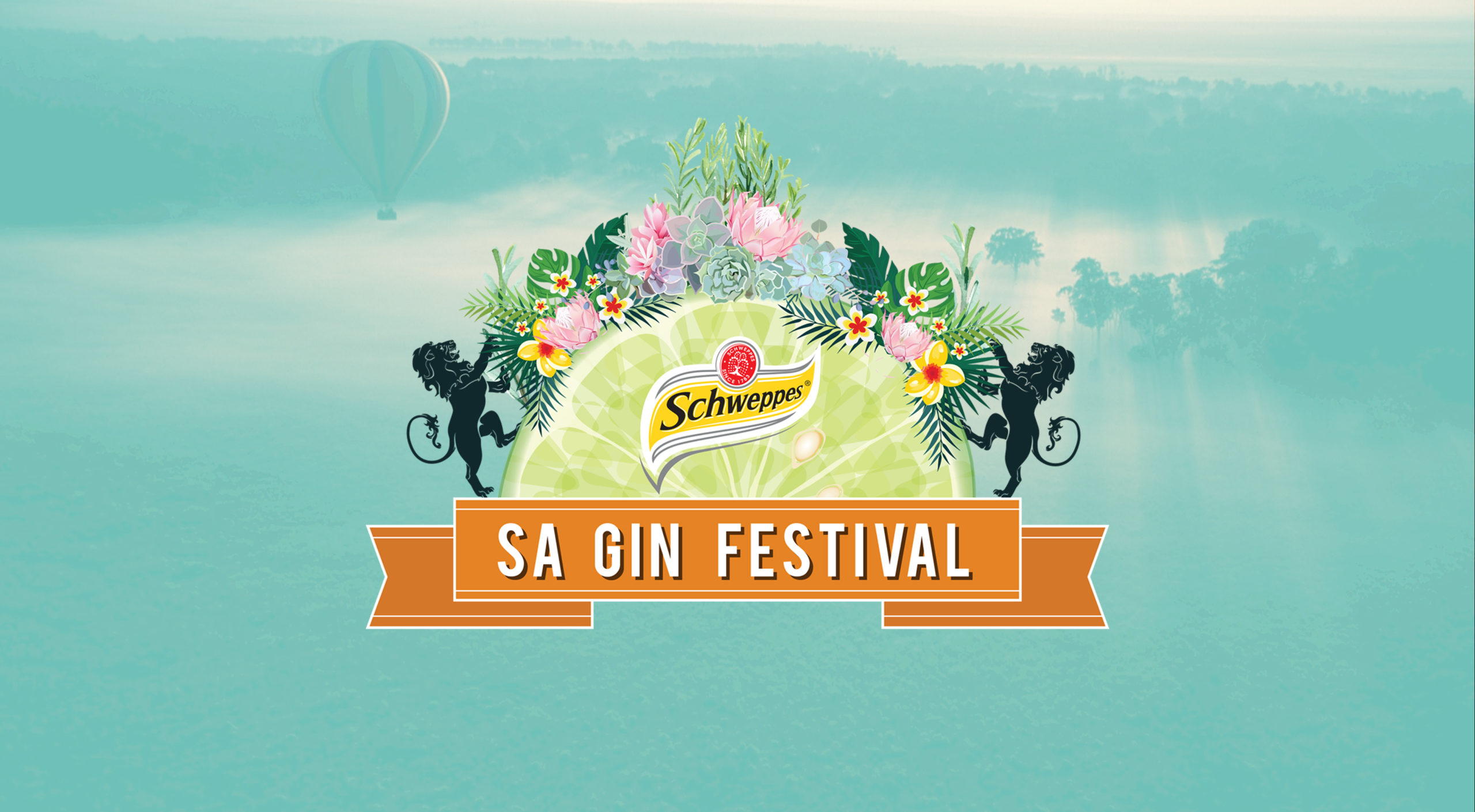Graphic Design - SA Gin Festival
