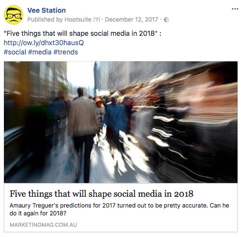 SOCIAL MEDIA PR BACKUP