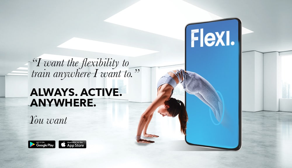 Flexi launch campaign